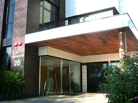 Edifici d'oficines - C/Amposta 20 - Sant Cugat del Vallès
