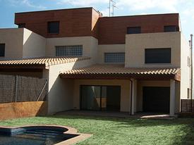 Cases adossades - C/Arnau de Vilanova - Mirasol - Sant Cugat