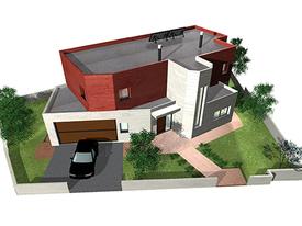PROJECTE - Vivenda unifamiliar - Estàndard Passivhaus