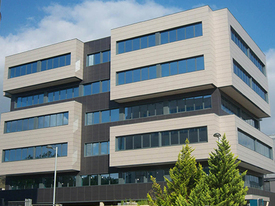 Edifici d'oficines - C/Pau Vilà 3 - Sant Cugat del Vallès